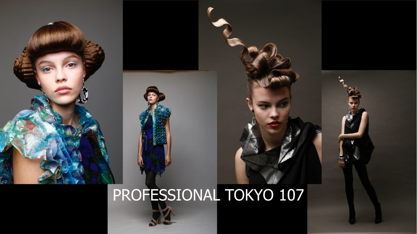 PROFESSIONAL TOKYO 107