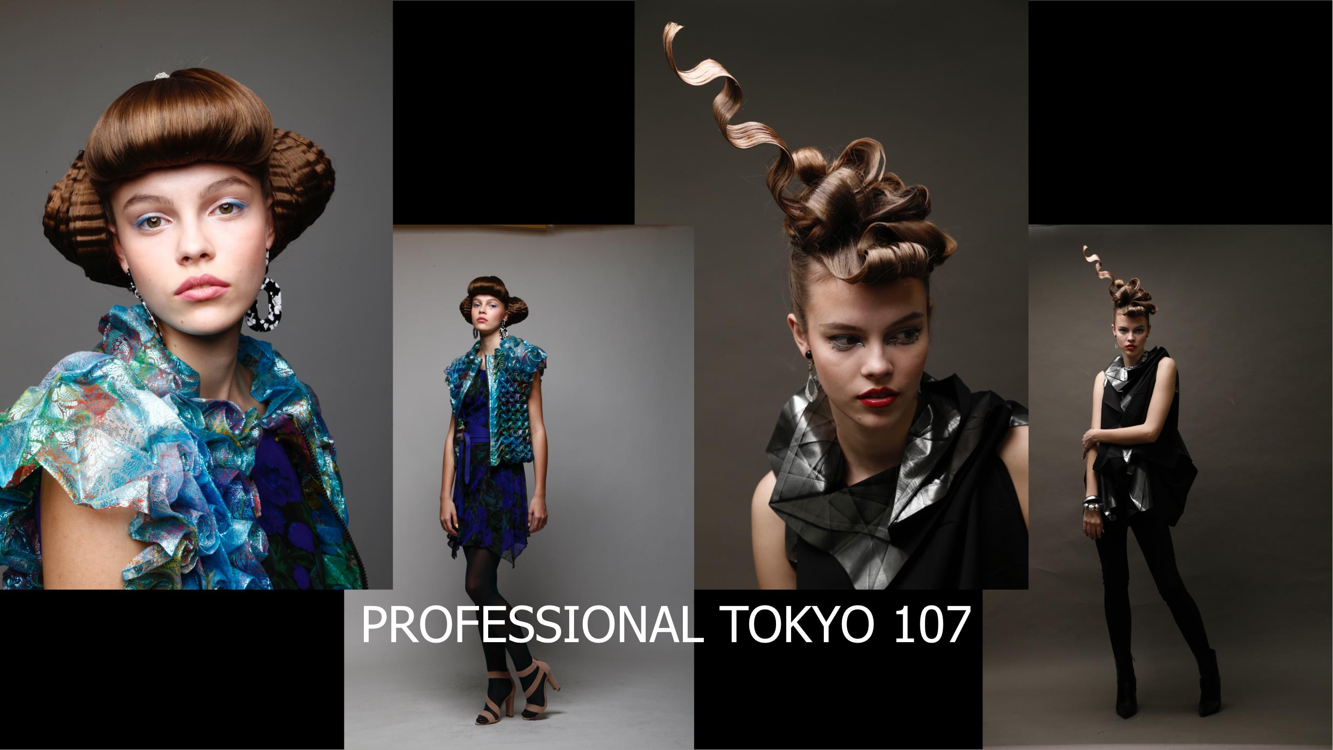 PROFESSIONAL TOKYO 107